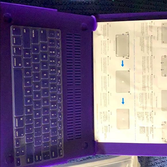 MacBook Soft Skin Case